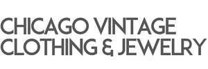 Chicago Vintage Clothing and Jewelry show in February