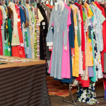 Bolted Vintage carries only Authentic vintage. All items are pre 1970s. Vintage dresses, shoes, accessories and more!