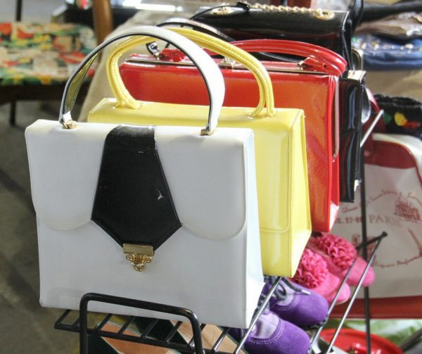 Retro Getgo at the Chicago Vintage Clothing and Jewelry show CVCJ