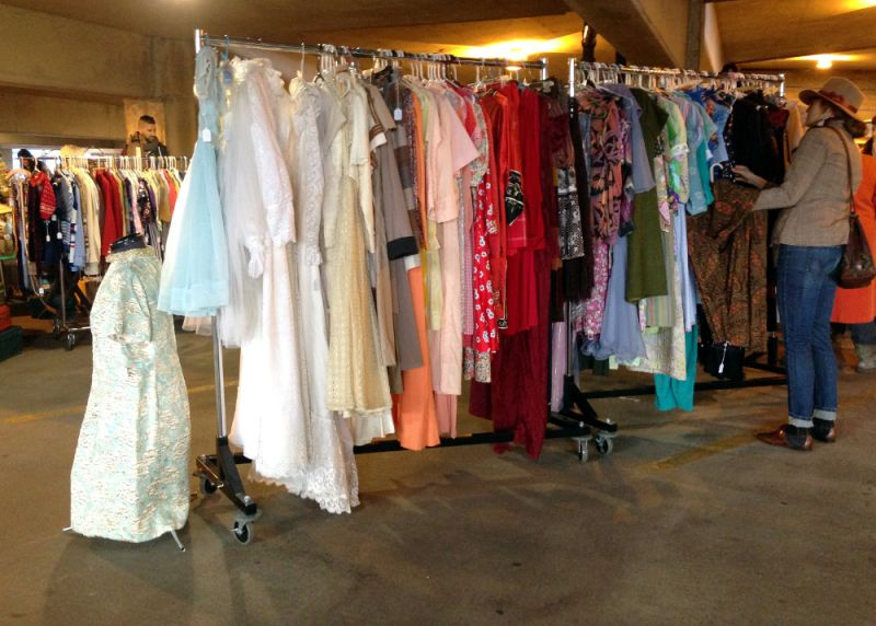 Studiometro will be appearing at the Chicago Vintage & Clothing Show February 24th & 25th