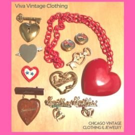 Viva vintage clothing chicago vintage clothing and for Jewelry show chicago 2018