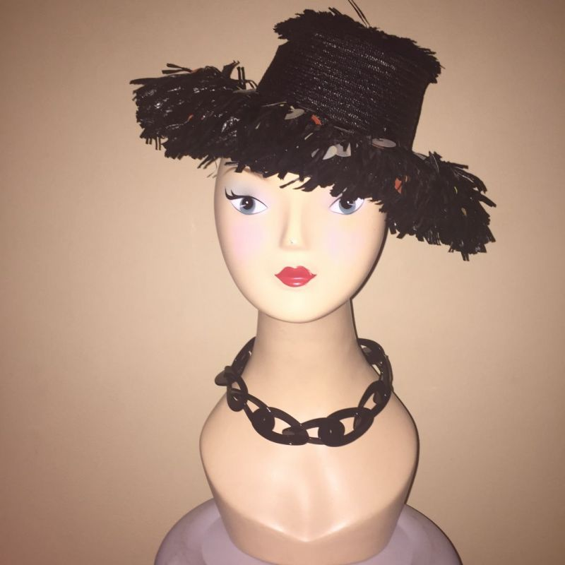 Shytown Girl Vintage at the Chicago Vintage Clothing and Jewelry Show Vintage Hat