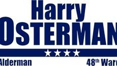 Harry Osterman 48th Ward Uptown is the home of Vintage Garage Chicago and Chicago Vintage Clothing and Jewelry!