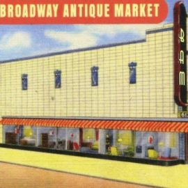 Broadway Antique Market Chicago