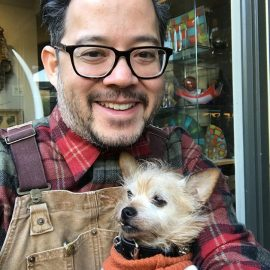 Erik Yang Lush Life at Chicago Vintage Clothing and Jewelry