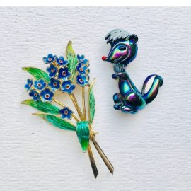 Spring Brooches!